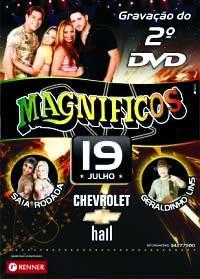 dvd magnificos 2008